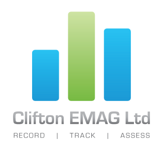 Clifton EMag - Record - Track - Assess